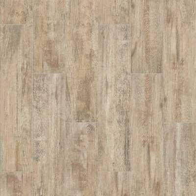 "Celestial 8"" x 36"" Ceramic Wood look Wall & Floor Tile: floor - Wayfair"