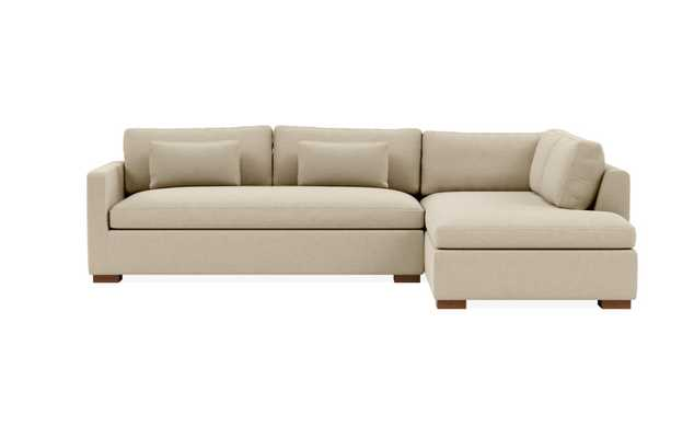 Charly Right Bumper Sectional - Interior Define