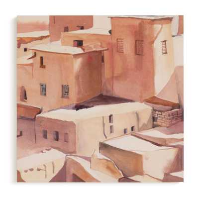 Morocco 44x44 canvas - Minted