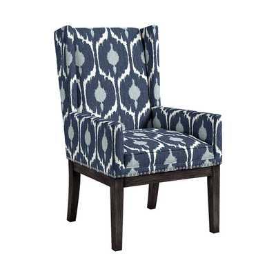 Marlene Dining Chair with Pewter Nailheads - Ballard Designs