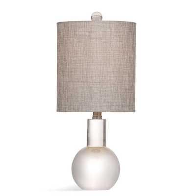 CRYSTAL BALL TABLE LAMP - Shades of Light