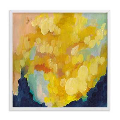 Goldenrod Art - Minted for West Elm 24x24 - West Elm