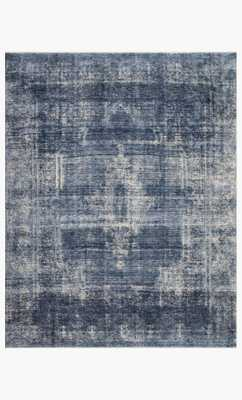 "KEN-01 MH DENIM RUG -  9'6"" x12'6"" - Loma Threads"