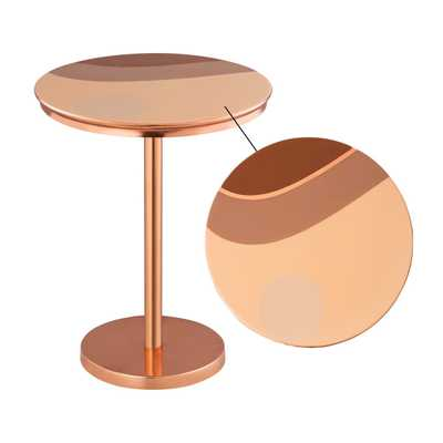 Sunset Handpainted Side Table - Maren Home