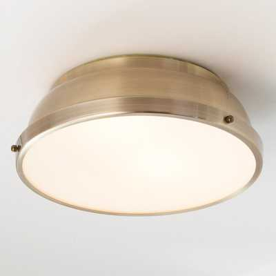 CLASSIC DOME METAL CEILING LIGHT - Shades of Light