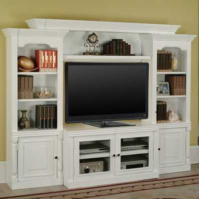 "Centerburg Expandable Entertainment Center for TVs up to 60"" - Wayfair"