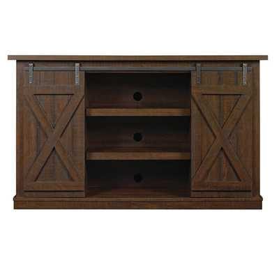 """Lorraine TV Stand for TVs up to 60"""" -off white - Wayfair"""