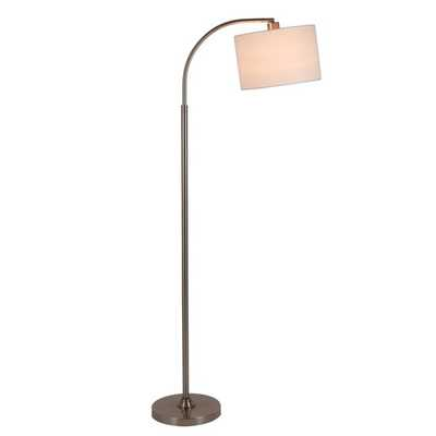 "Fosston 60"" Arc Floor Lamp - Wayfair"