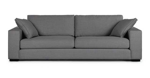 Sitka - Boreal Gray Sofa - Article