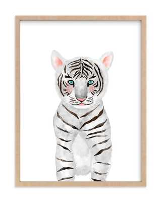 baby animal.tiger - Minted
