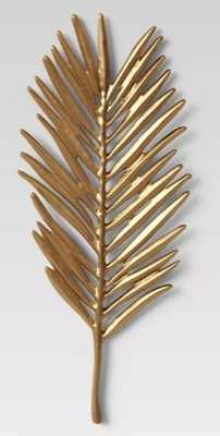 Leaf Wall Decor Light Gold - Opalhouse™ - Target