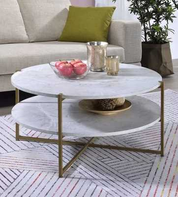 Graford Coffee Table - Wayfair