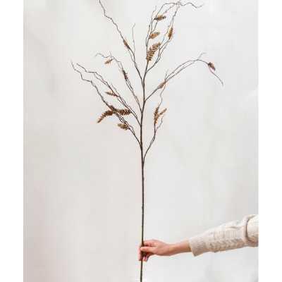 Dried Ling Yu Grass Stem - Wayfair