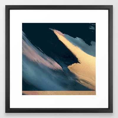 "Ignite - Vector Black 22"" x 22"" - Society6"