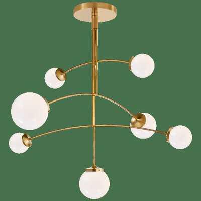 Prescott Large Mobile Chandelier - Circa Lighting