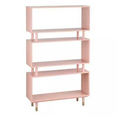 Trieste Bookshelf Pink - Buylateral - Target