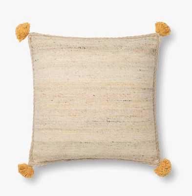 Justina Blakeney × Loloi Collection: P0804 JB Beige / Multi - Loma Threads