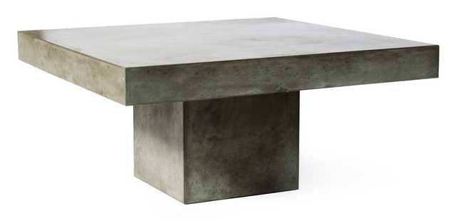 Perpetual Provence Coffee Table in Various Colors by BD Outdoor - Burke Decor