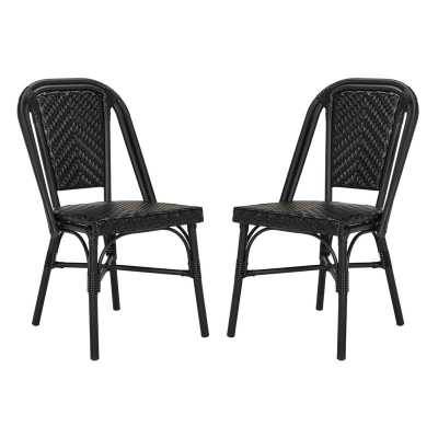 Rolf Patio Dining Chair, set of 2 - Wayfair
