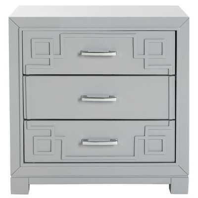 Bindera three drawer nightstand - AllModern