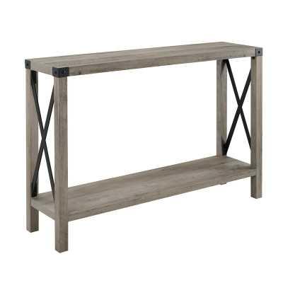 Foundry Select Arsenault Urban Console Table - Wayfair