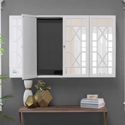 Belham Living Florence TV Wall Cabinet - Hayneedle
