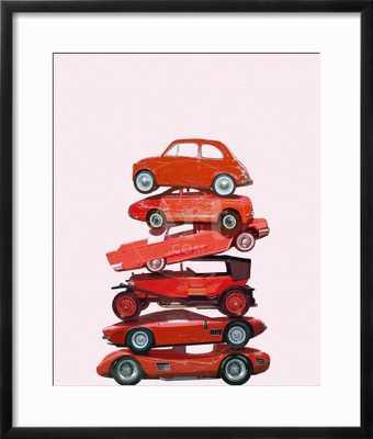car-stack-ii - art.com