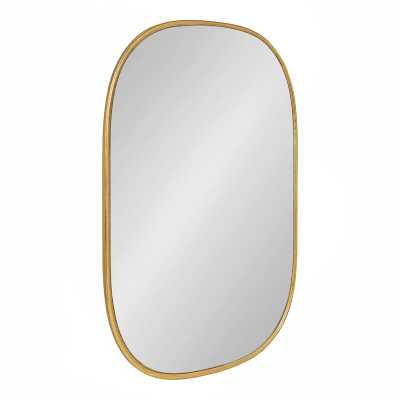 Stuart Edged Frame Wall Mirror - Wayfair
