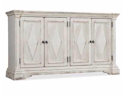 4 Door Accent Cabinet - Wayfair