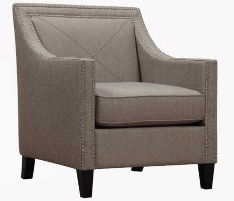 Zoey Light Morgan Linen Chair - Maren Home