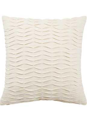 "PET07 - Petal 20""X20"" Pillow Poly Fill - Collective Weavers"