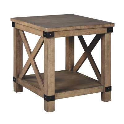 Bromborough End Table - Wayfair
