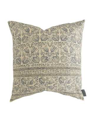 DANNY FLORAL PRINT PILLOW COVER - McGee & Co.