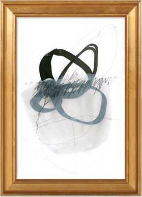 line & shape studies 01  BY IRIS LEHNHARDT - Artfully Walls