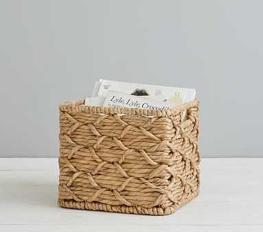 Sutton Woven Storage, Large Basket - Pottery Barn Kids