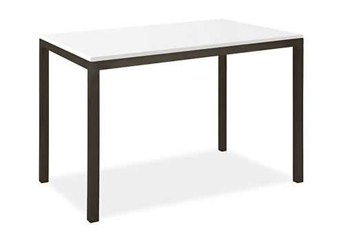 "Parsons Counter Table - 48""w 24""d 35""h - Room & Board"