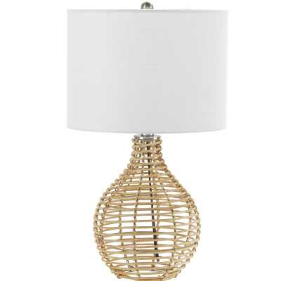 "Yates 21"" Table Lamp - Wayfair"