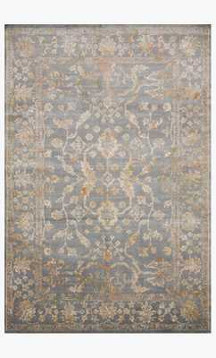 ISA-05 Silver / Silver - 8' x 10' - Loma Threads