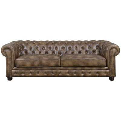 Caine Chesterfield Sofa - Wayfair