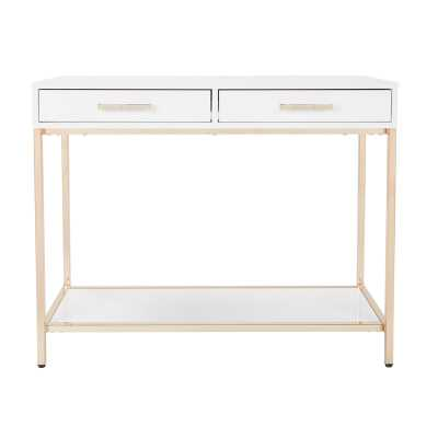"Katie 38"" Console Table - Wayfair"