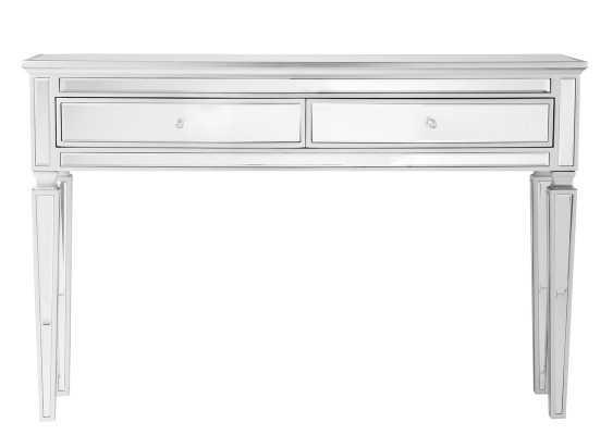 Elosie Mirrored Console Table - Wayfair