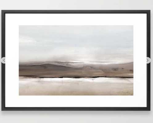 Country Framed Art Print - Society6