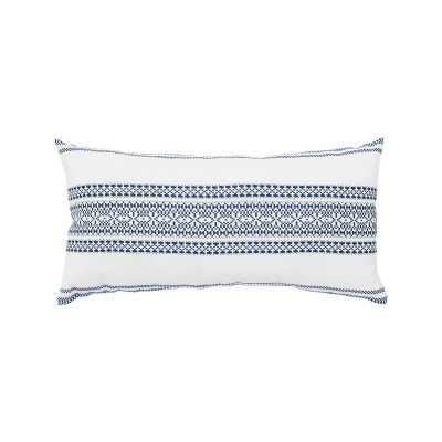 Taylorsville Cotton Lumbar Pillow (Insert Included) - Wayfair