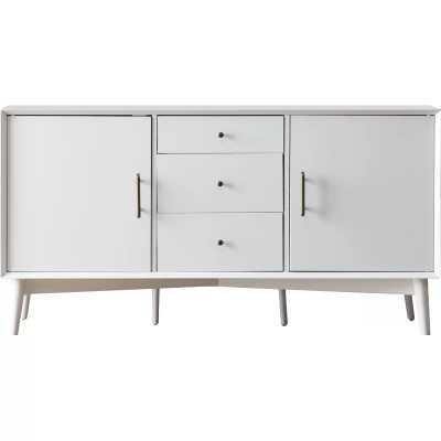 Easmor Sideboard, White - Wayfair