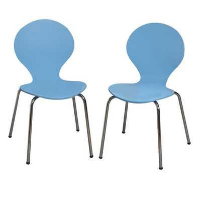 Basford Kids Desk Chair - Set of 2 - Wayfair