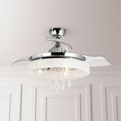 """42"""" Sweitzer 3 - Blade Ceiling Fan with Remote Control and Light Kit Included - Wayfair"""