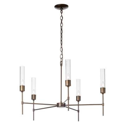 Vela 5 Arm Chandelier - Wayfair