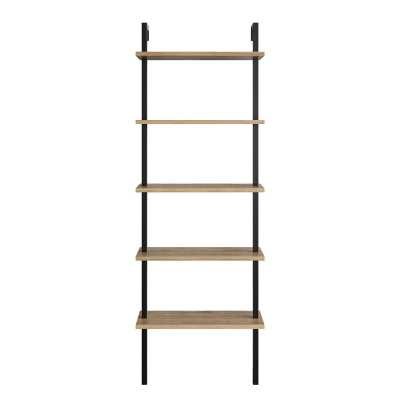 "Innes 68.5"" H x 23.6"" W Ladder Bookcase - Wayfair"
