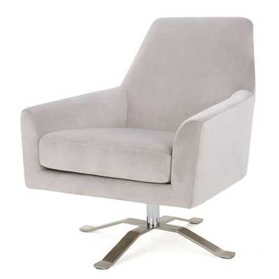 Edmund Swivel Armchair - Wayfair