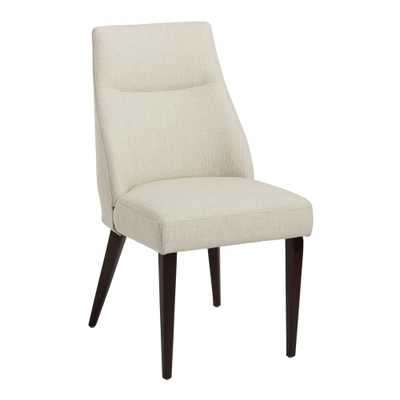 Natural Harlou Upholstered Dining Chair - World Market/Cost Plus